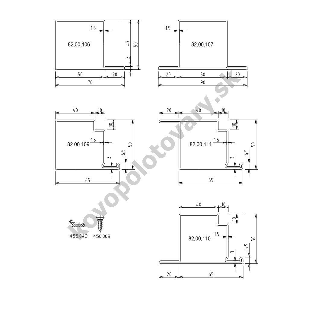 joklov t profil jansen doorline mm pre dvere a. Black Bedroom Furniture Sets. Home Design Ideas